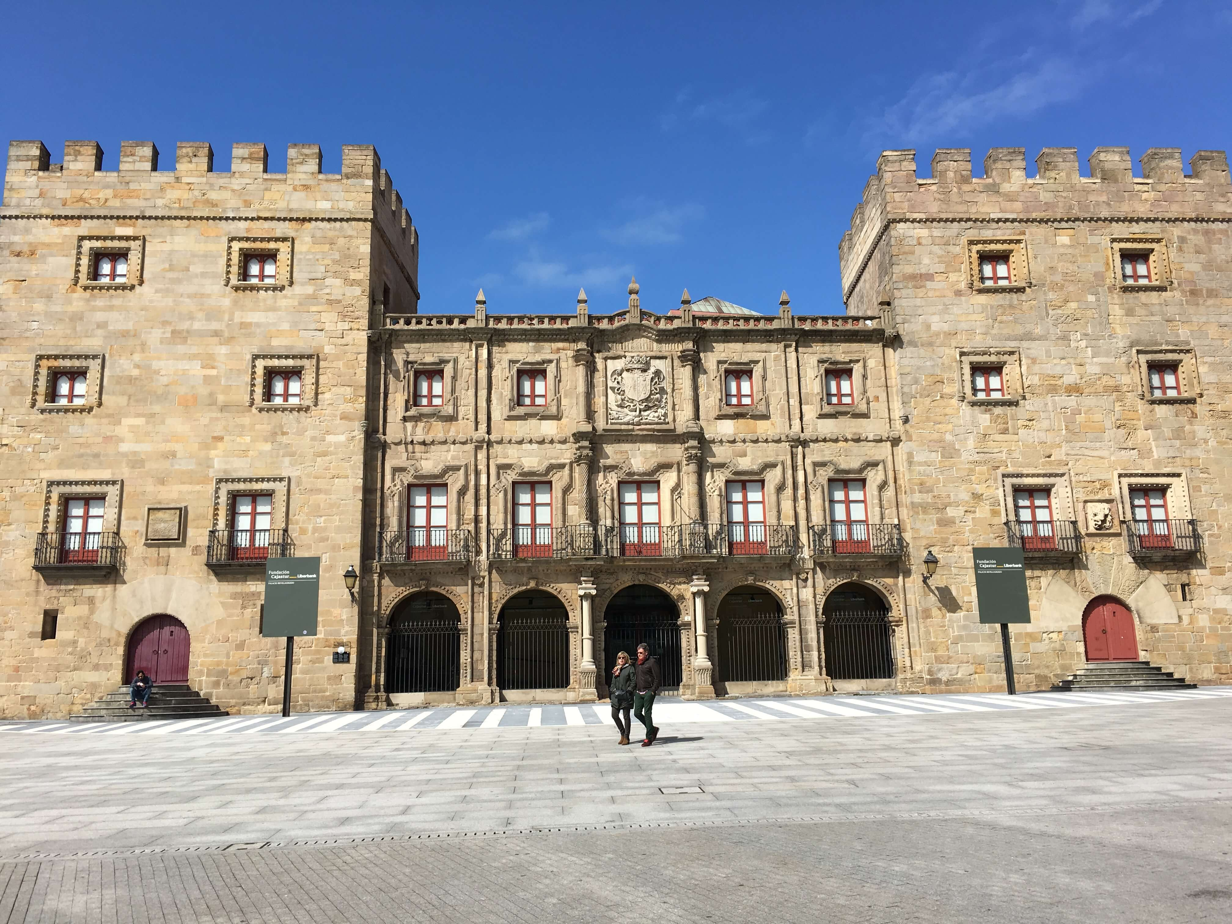 University of Asturias. One of the best places to see in Asturias