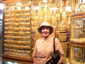 Gold Souk in Dubai one of the cool activities in Dubai