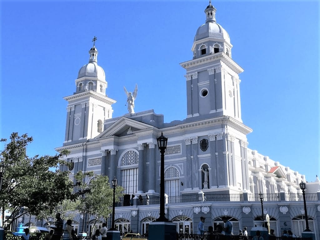 Visit Nuestra Senora de la Asuncion cathedral one of the best things to do in Santiago