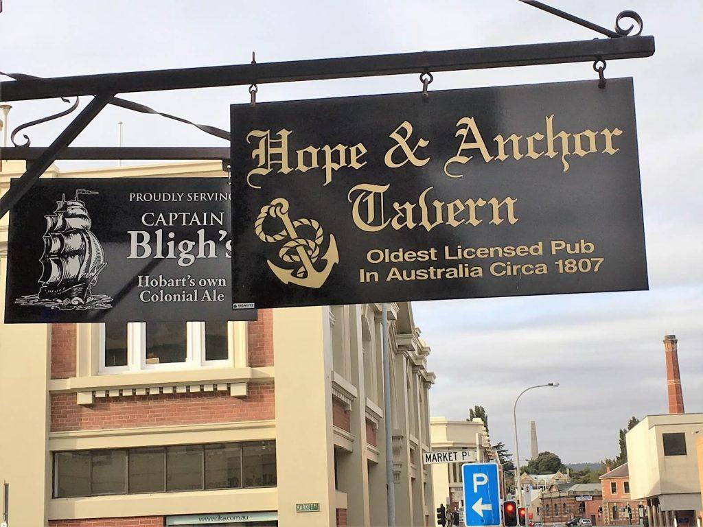 Places to Visit in Tasmania: Oldest Pub Discover Tasmania
