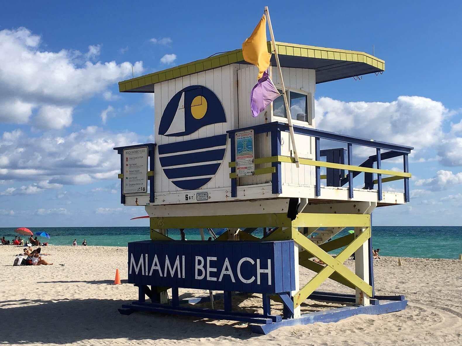miami beach walk