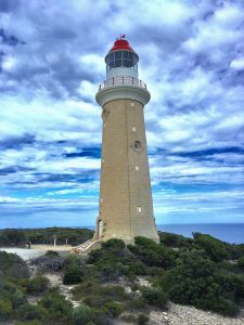 Cape du Couedic light house. Kangaroo Island Ferry Day Trips