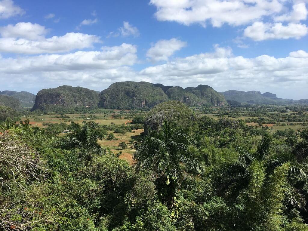 Valley of Viñales view