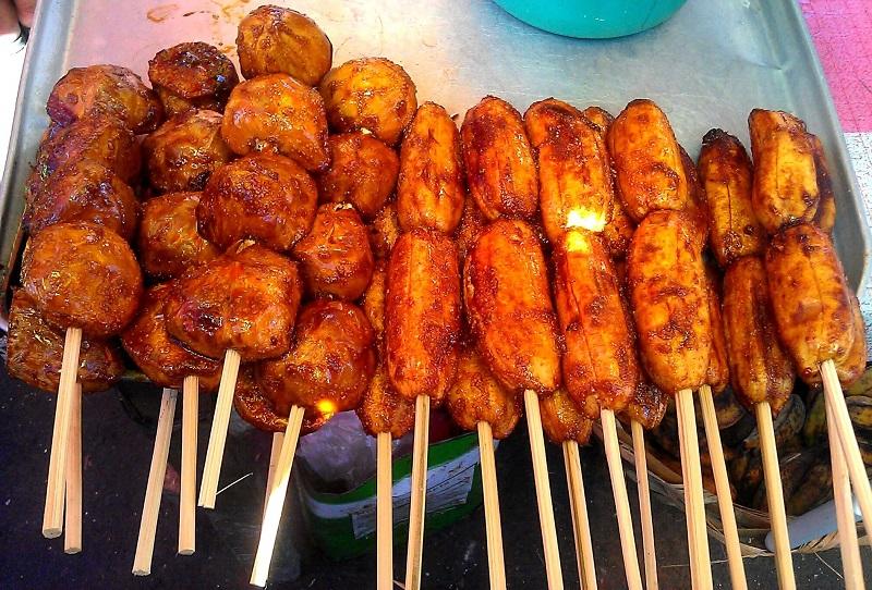 World's best street food in Mamila