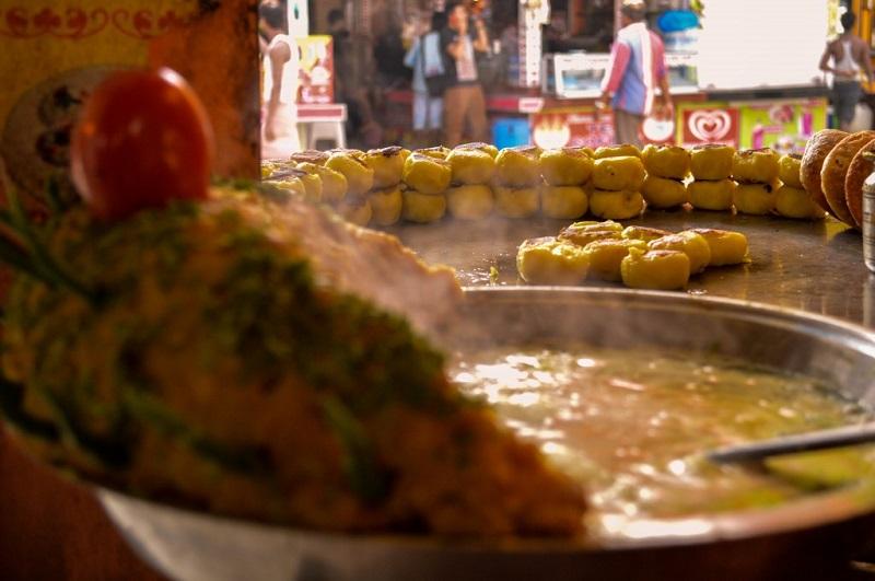 world's best street food ragda patties