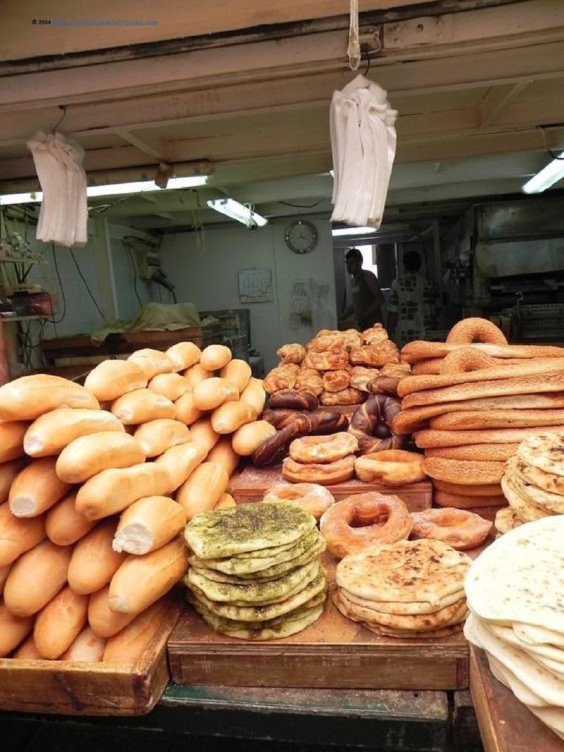 best street food in Israel