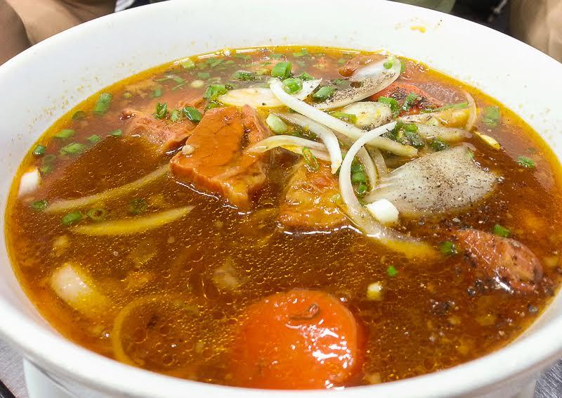 world's best street food in Saigon