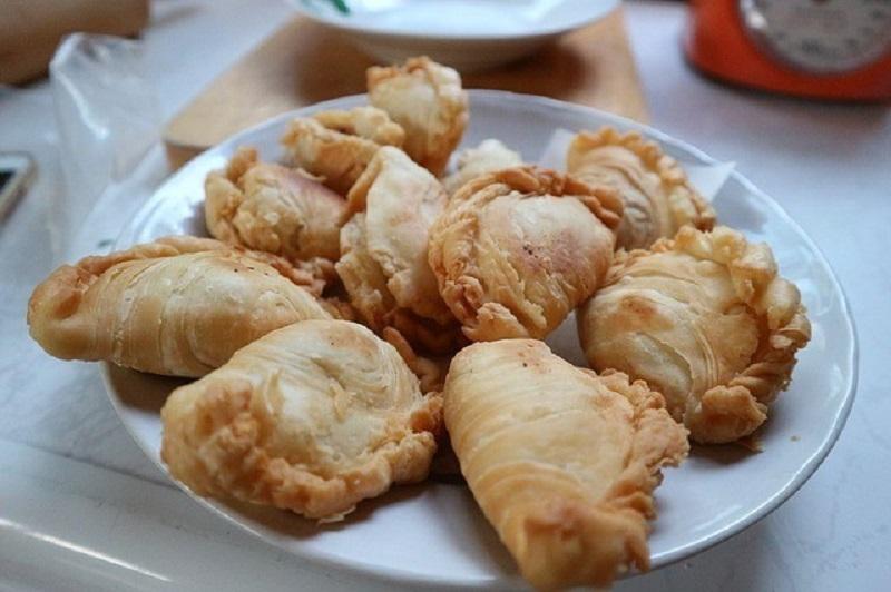 Best street food in Kampala