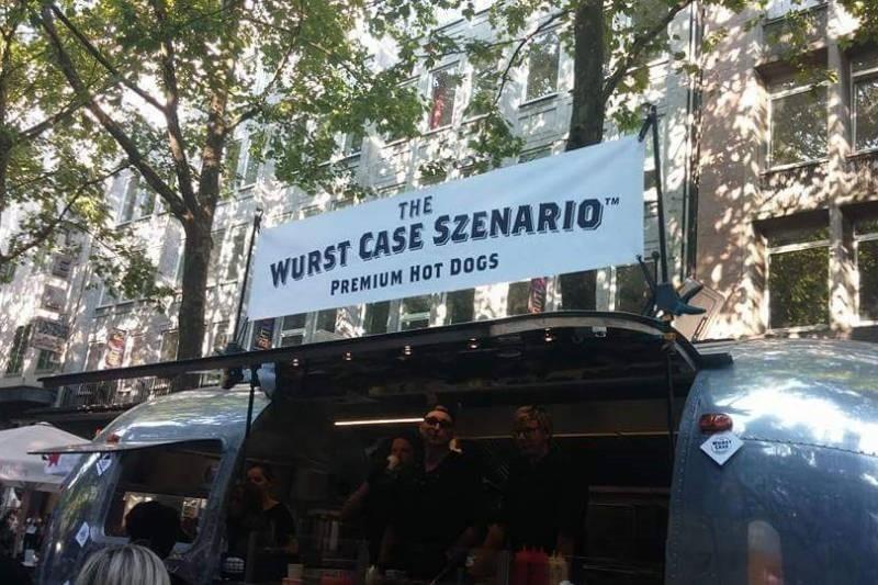 Best street food in Cologne