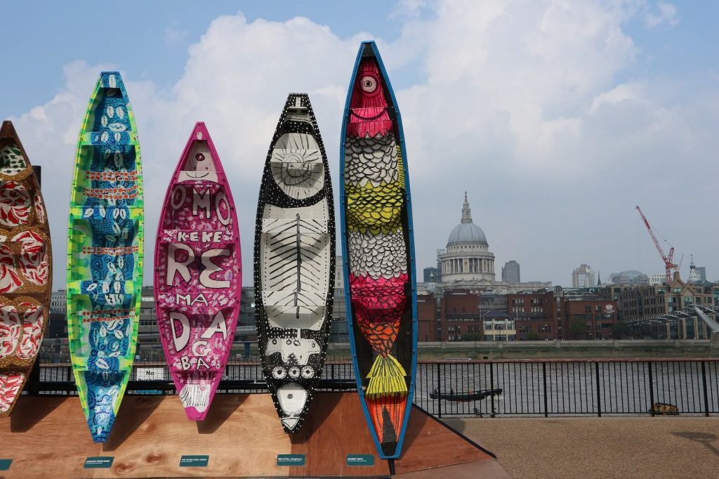 Visiting the Tate is one of the top things to do when exploring Southbank London