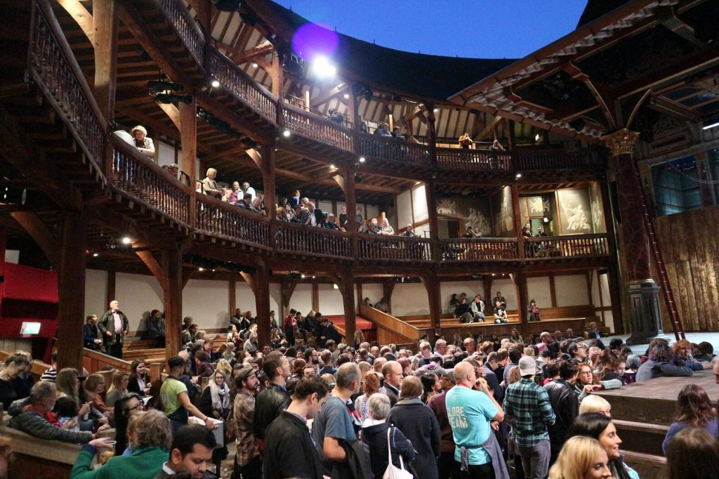 The Globe: One of the tip things to do in London's South Bank