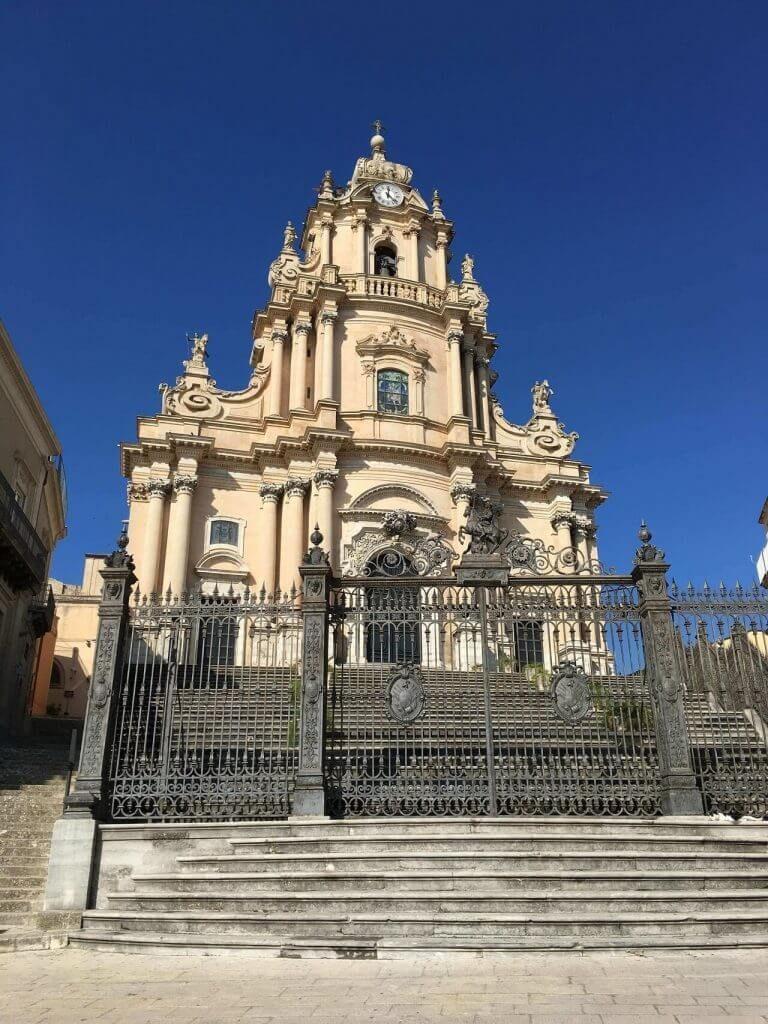 Cathedral of San Giorgio in Ragusa