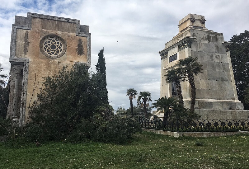 One of the great unique European cemeteries
