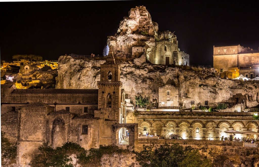 Matera, a stop on the southern Italy road trip
