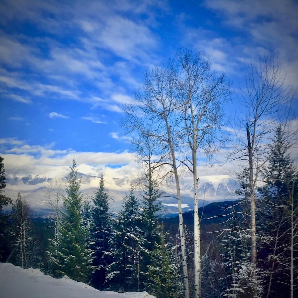 Canadian Rockies - scenic railway journeys
