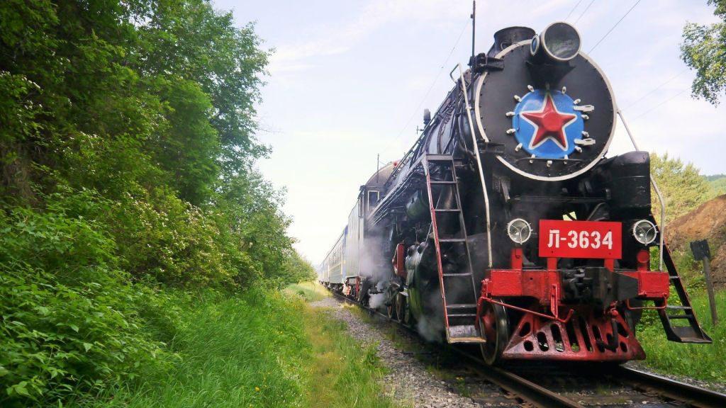 Golden Eagle - Great Railway Journeys