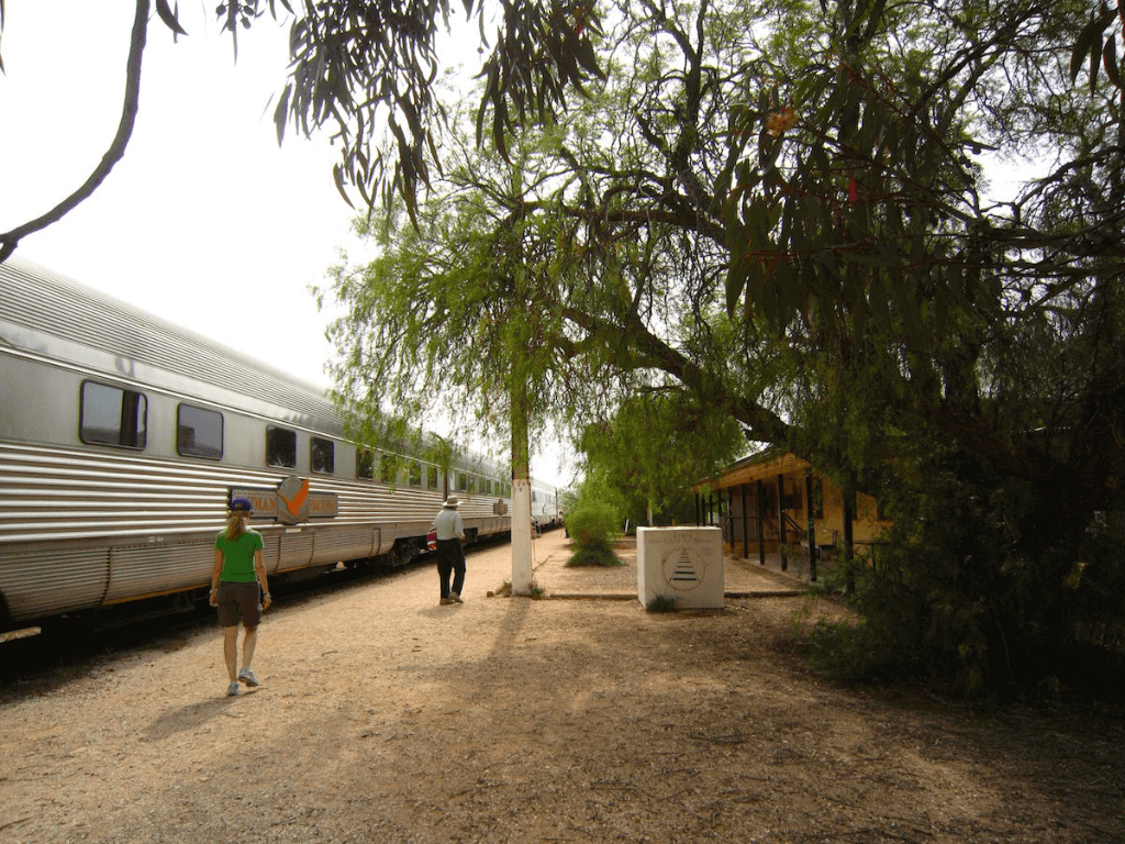 The India Pacific scenic railway journeys and train vacations