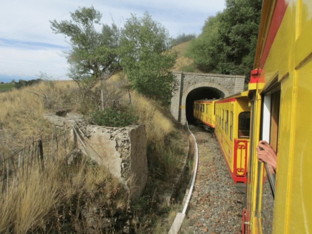 Scenic Railway Journeys Le Petit Train. Great train vacations