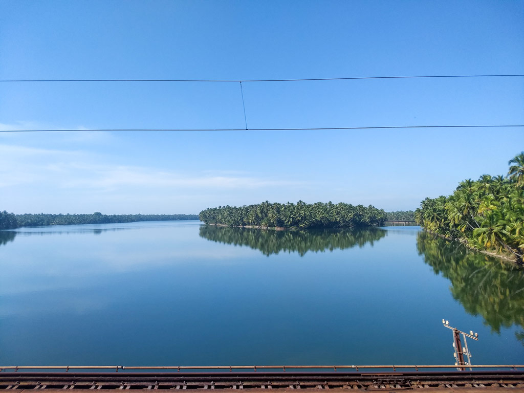Kerala train one of the best train vacations.