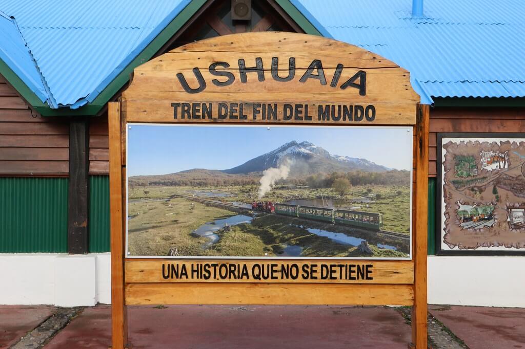 Ushuaia National Park - scenic railway journeys