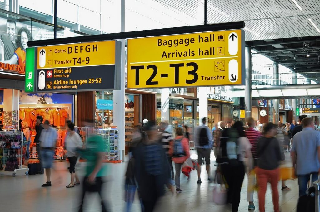 airport gate to help you breeze through airport security