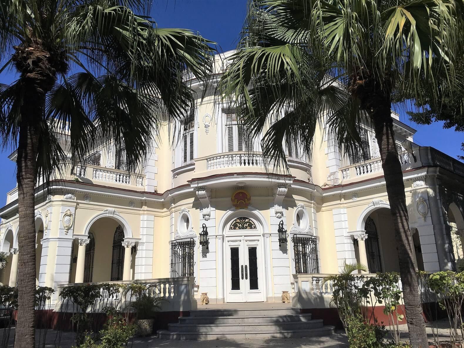Havana mansion