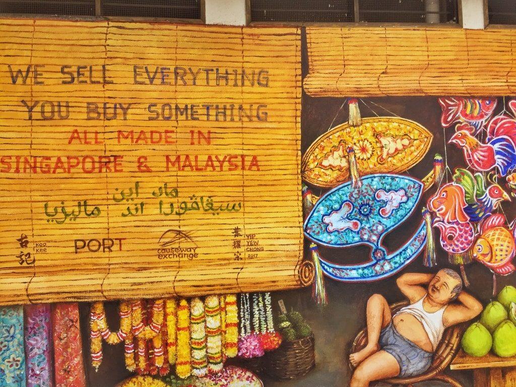 Ipoh, Malaysia Great Street Art