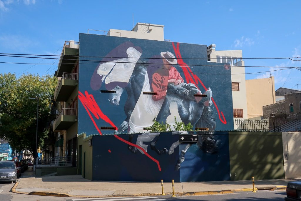 Buenos Aires, Argentina Street Art