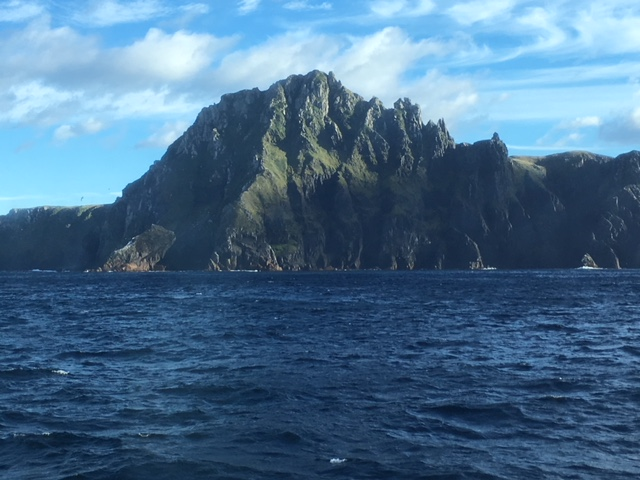 A view of Cape Horn.