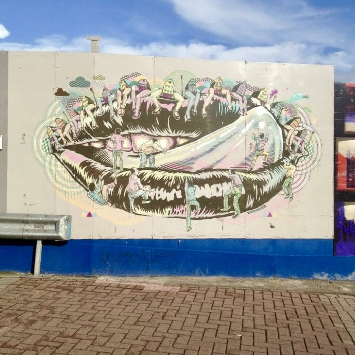 Amsterdam Great Street Art