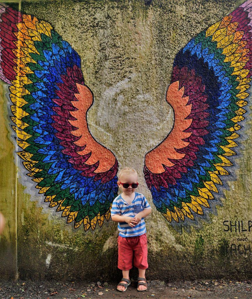 Kochi Great Street Art