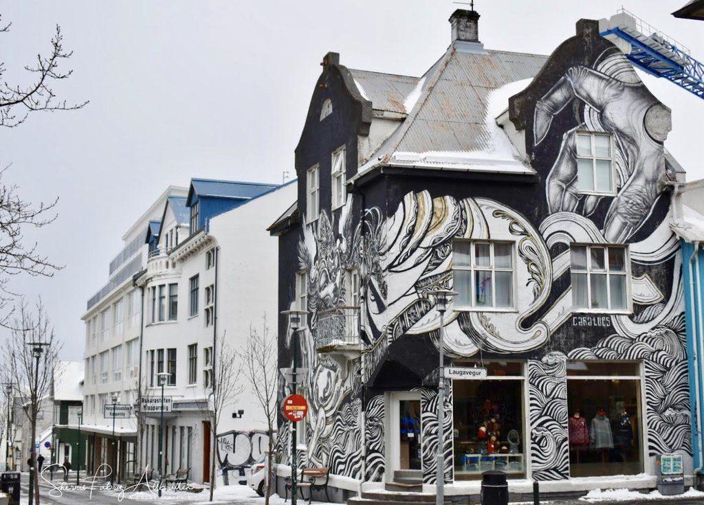 Reykjavik, Iceland Street Art