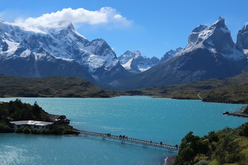 Torres del Paine National Park and Puerto Natales
