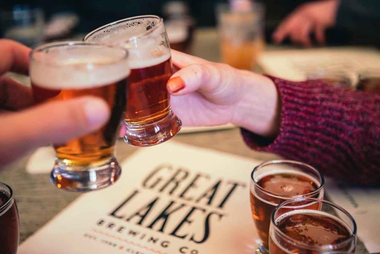 Brewery Road Trip: The Best American Breweries