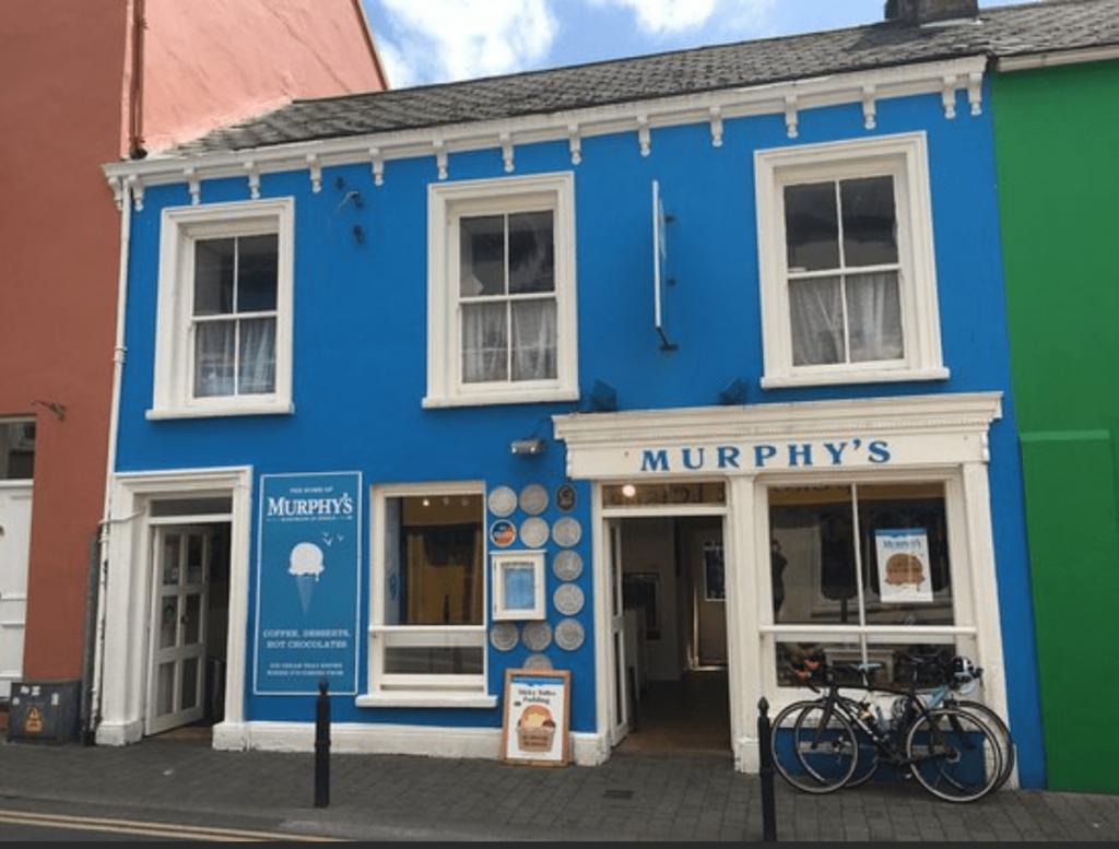 Local Ice Cream Parlours - Ireland