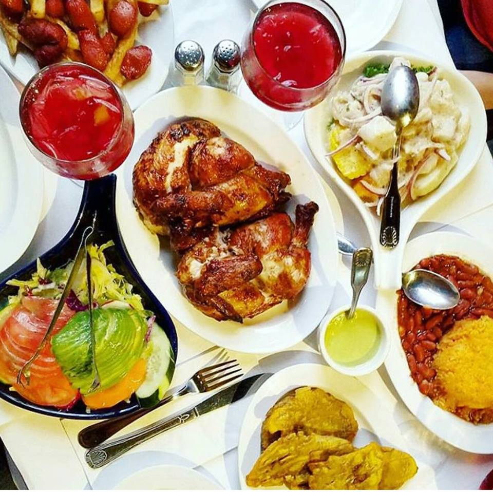 Authentic rthnic restaurants in New York City offer Peruvian food.