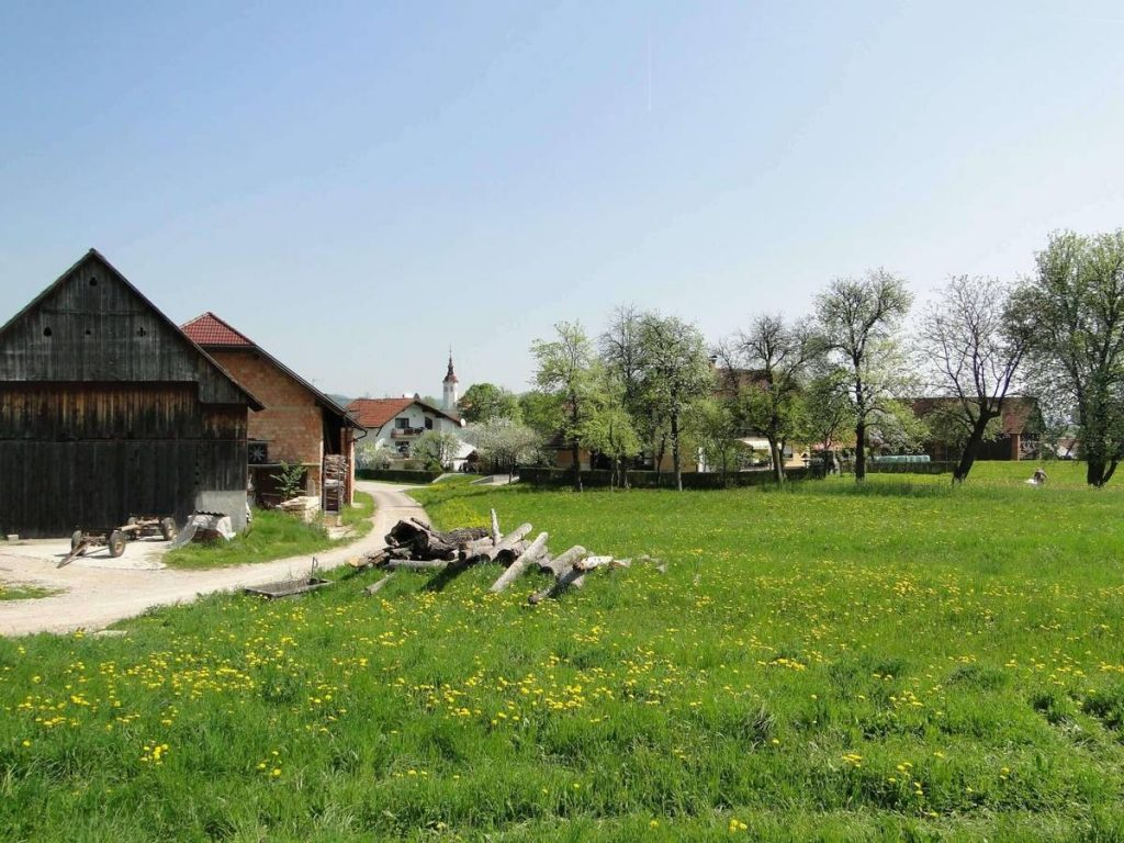 Tracing ancestry through Heritage Tourism in Slovenia