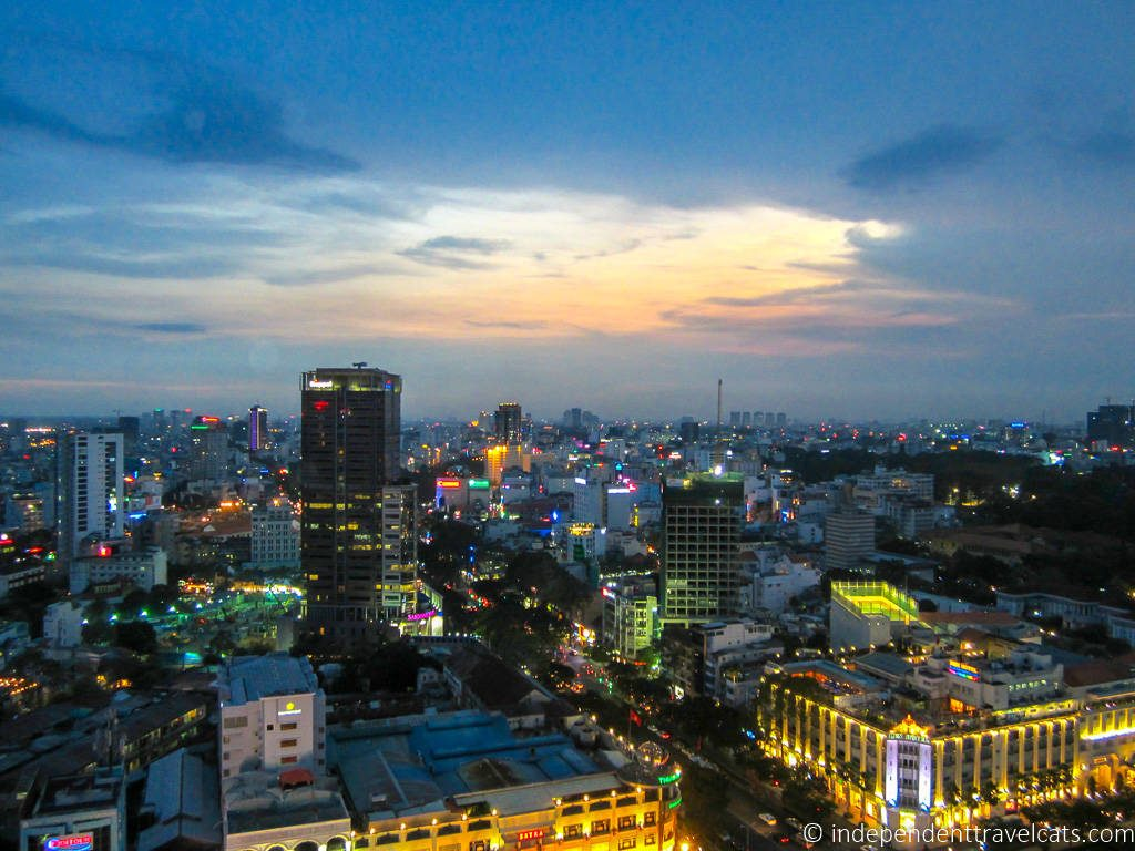 Vietnam has one of the top rooftop venues in the world.
