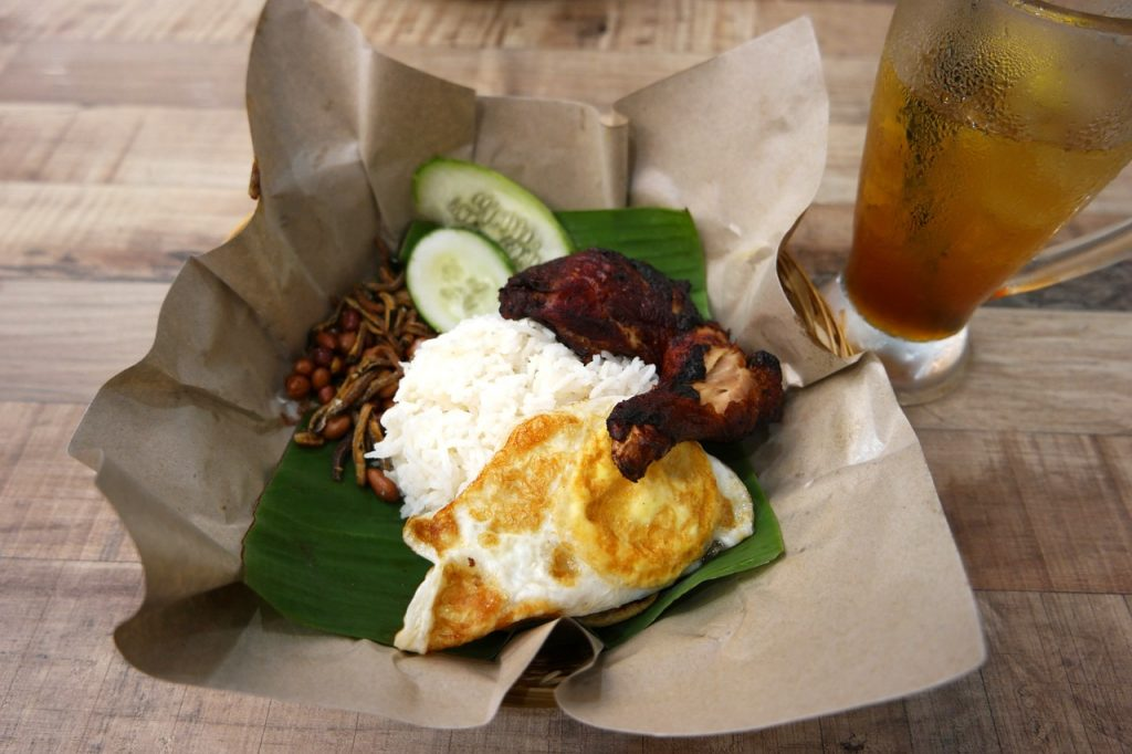 authentic ethnic restaurants offer Malaysian food