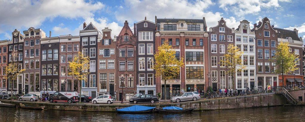 Amsterdam, favorite city of Nomadic Matt