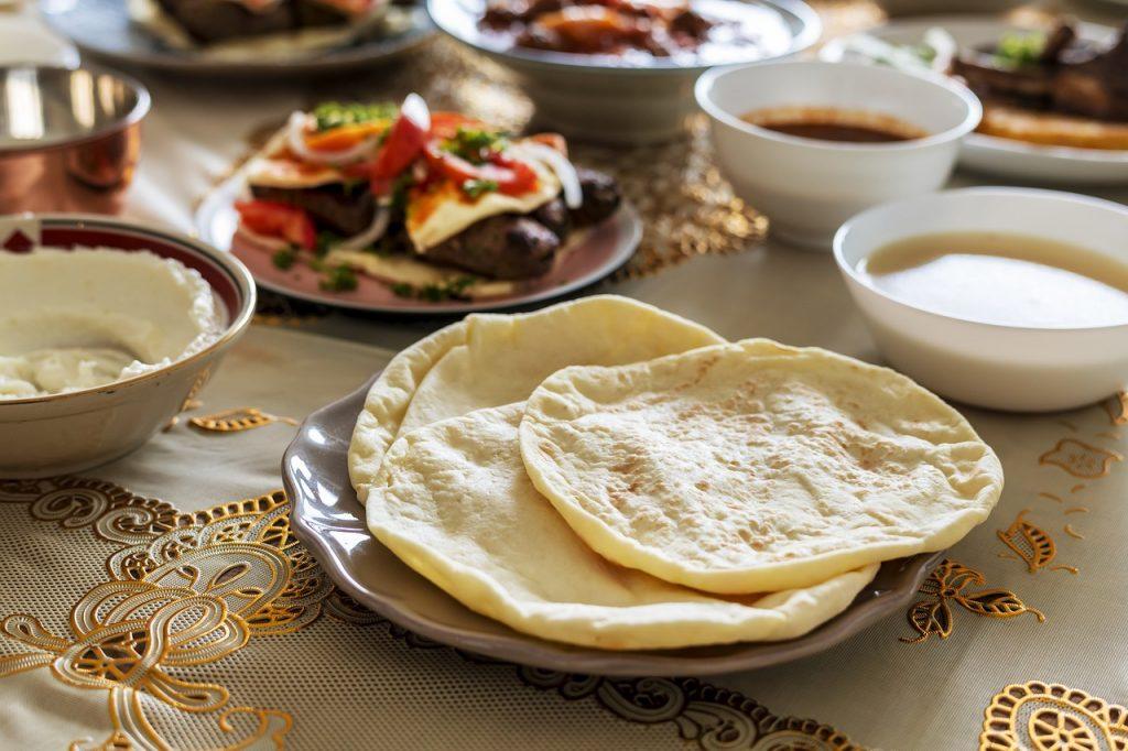 Yemeni food.