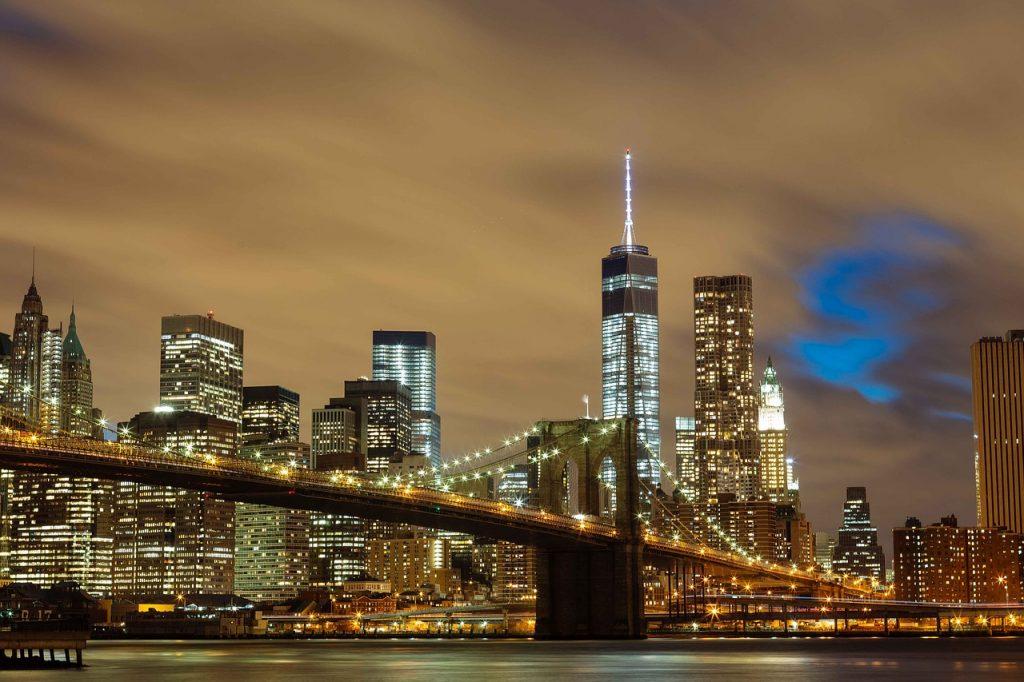 NYC, one of Nomadic Matt's favorite cities