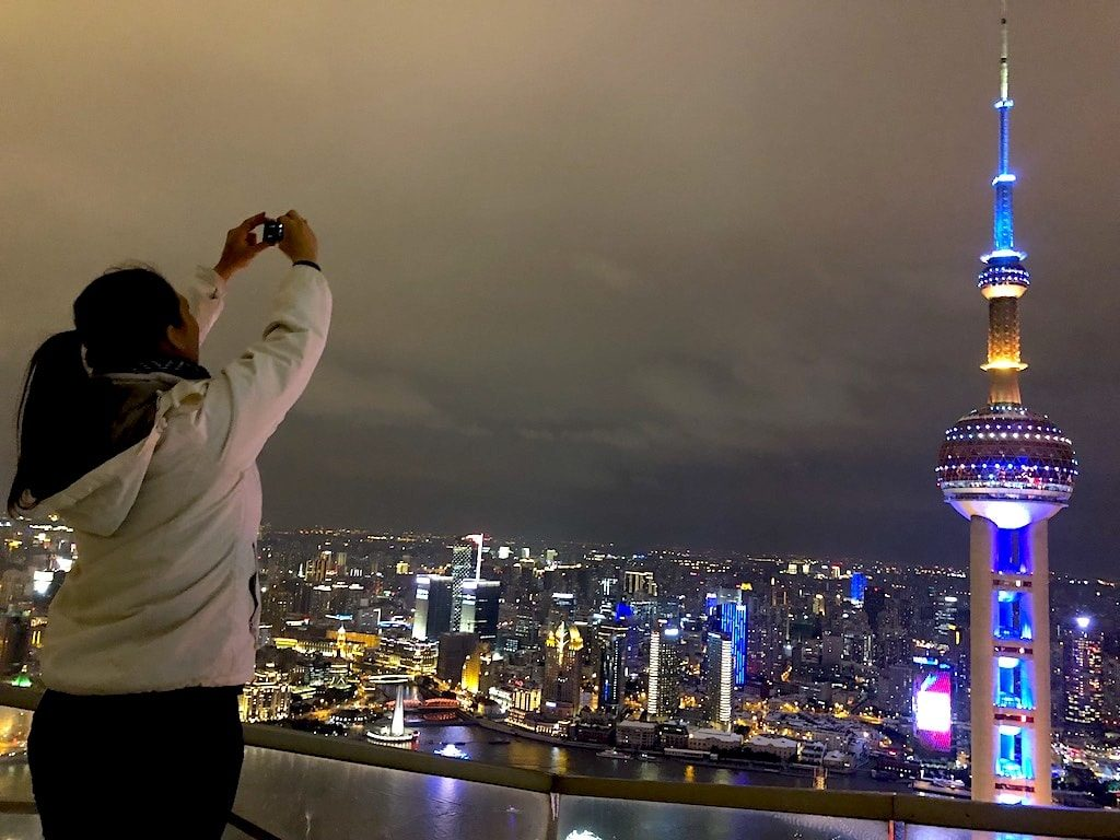 Best Rooftop Venues and Bars - China