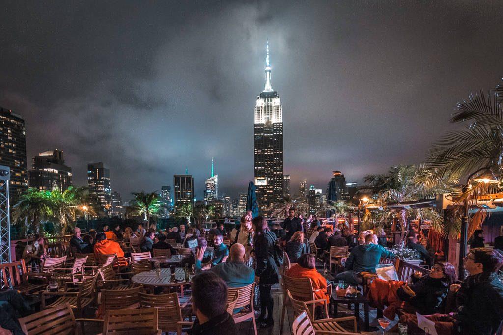 Best Rooftop Venues - NYC