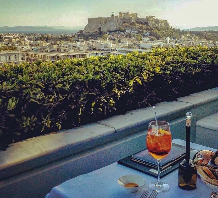 Rooftop Venues - Greece