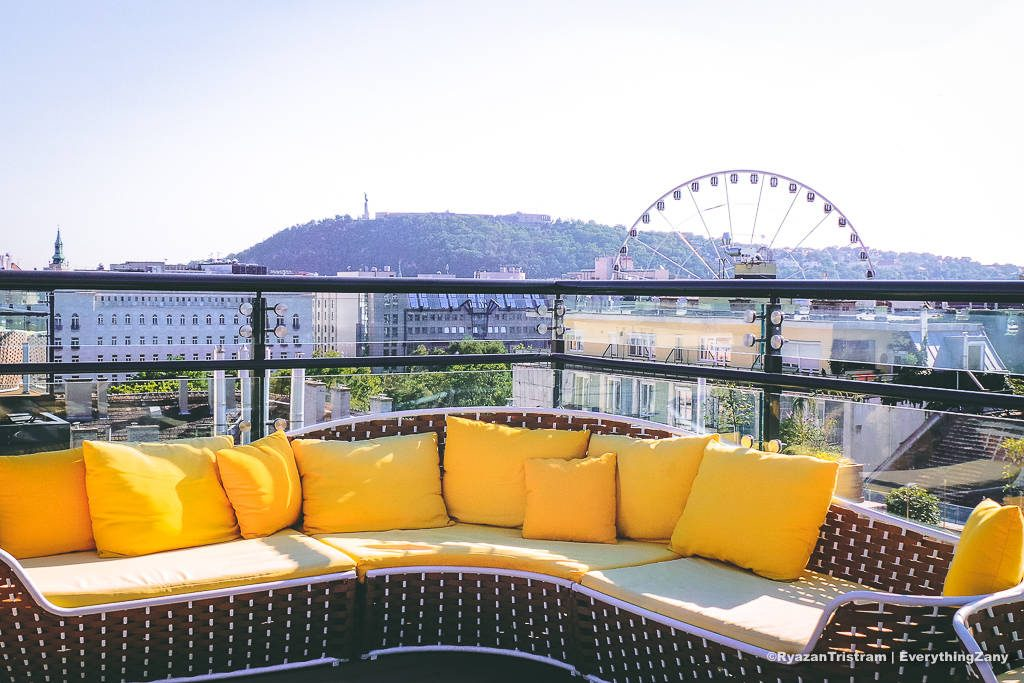 Rooftop Bar and Venue - Hungary