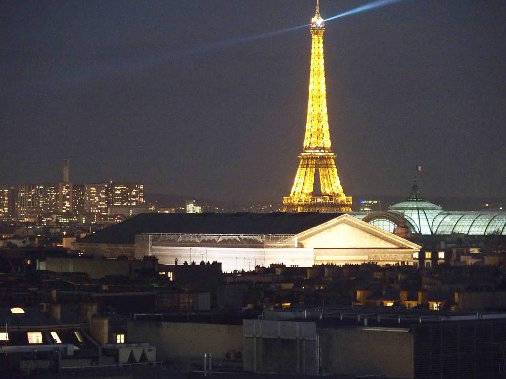 Rooftop Venue - Paris