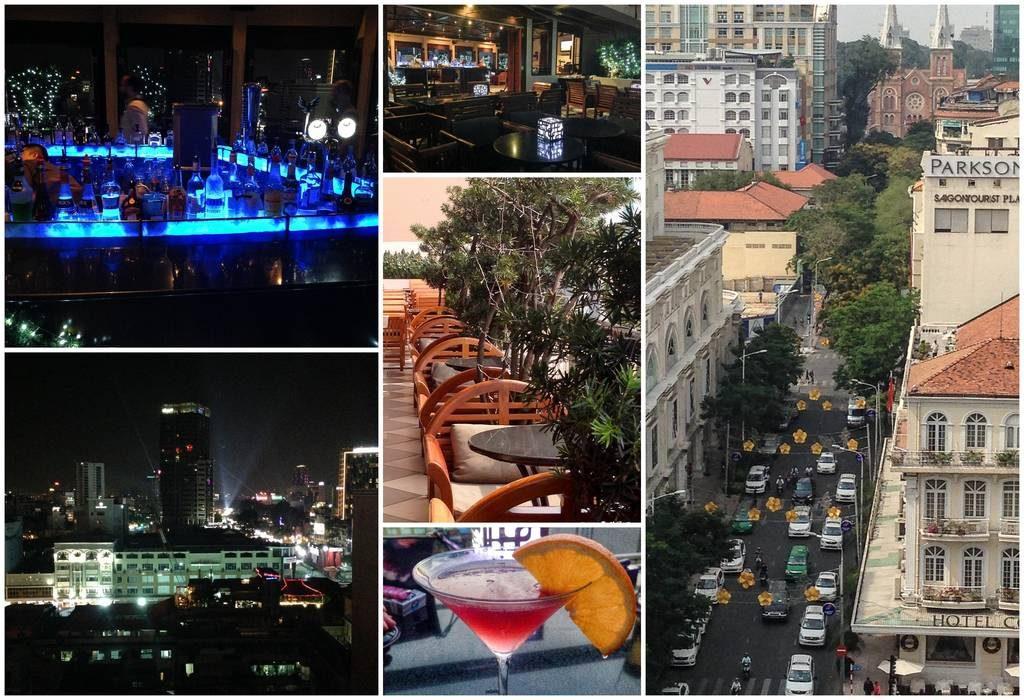 Best Rooftop Venues - Vietnam