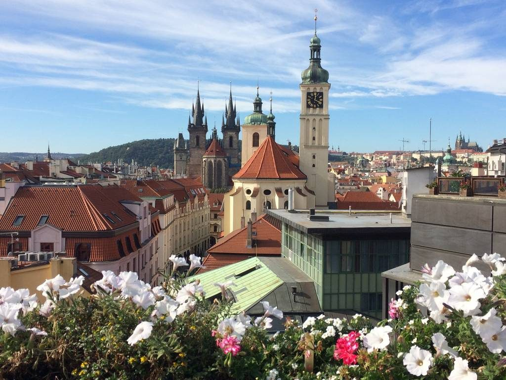 Rooftop Venues and Bars - Czech Republic