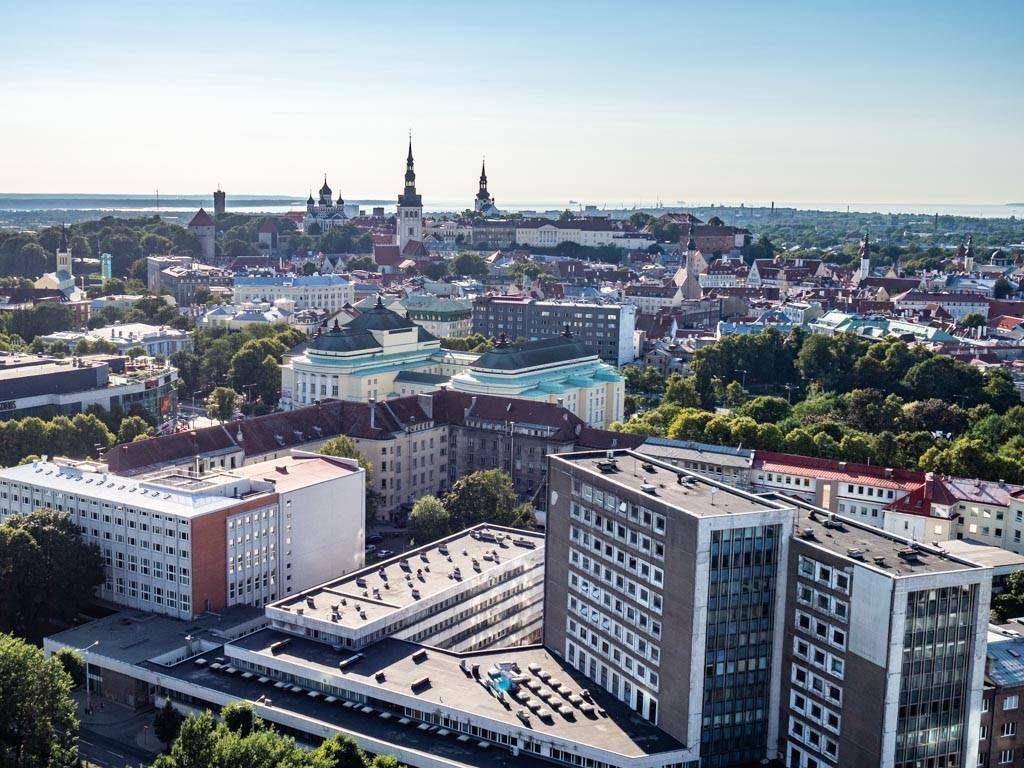 Rooftop Venues - Estonia
